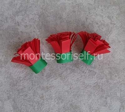 dlya-dr4 Простые поделки из бумаги своими руками для детей от 7 лет. Мастер-класс с пошаговыми фото