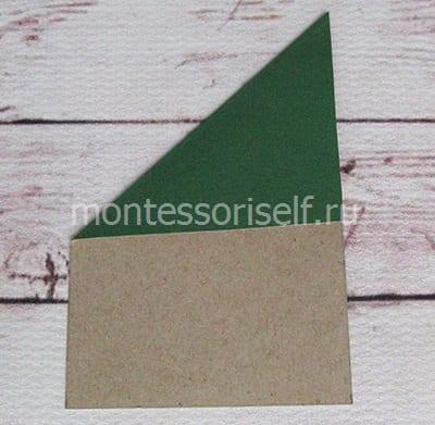l4 Лягушка оригами из бумаги (которая прыгает): схема сборки для детей