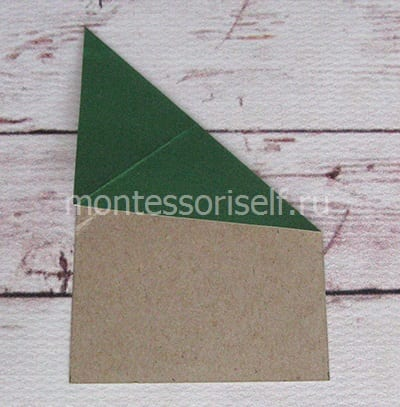 l5 Лягушка оригами из бумаги (которая прыгает): схема сборки для детей