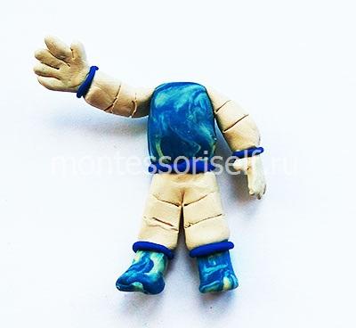 Руки космонавта