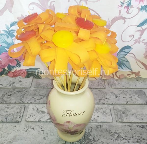 Ставим цветы в вазу